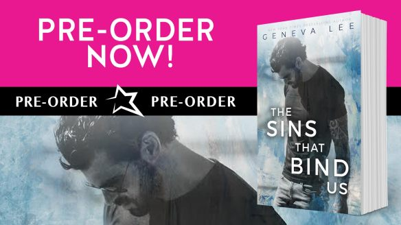 the sins that bind us pre-order