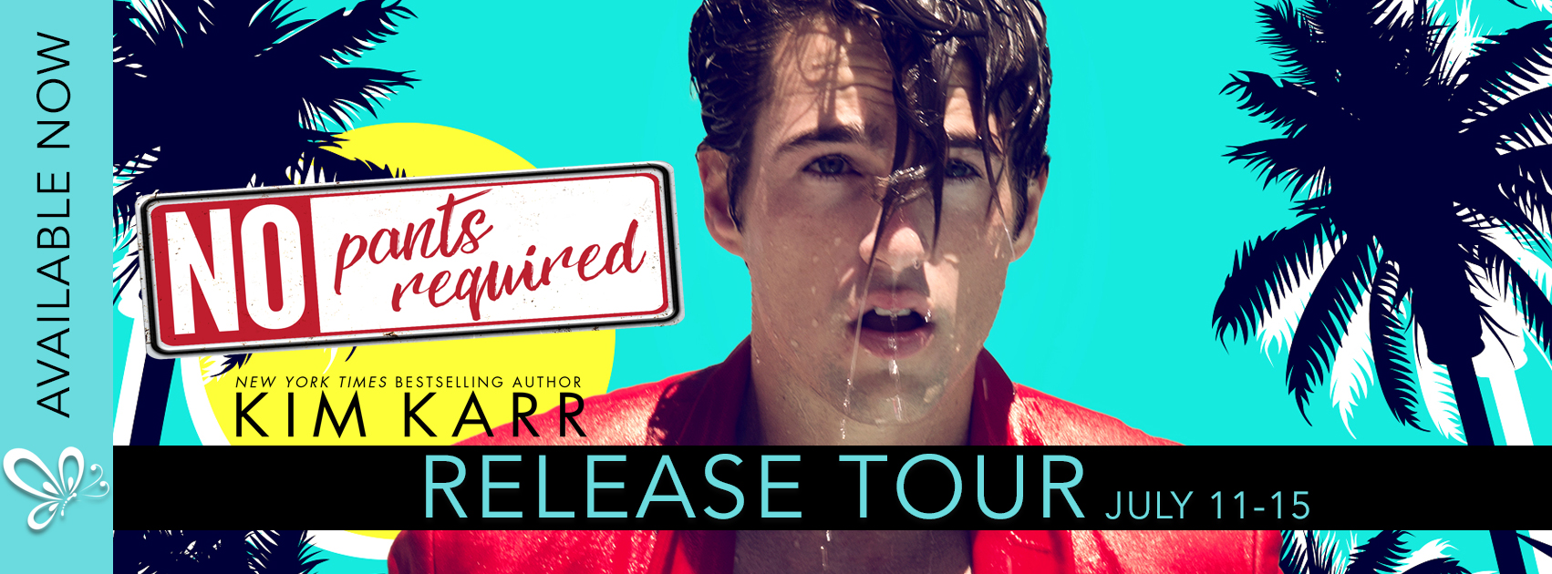 Release Blitz: No Pants Required by Kim Karr