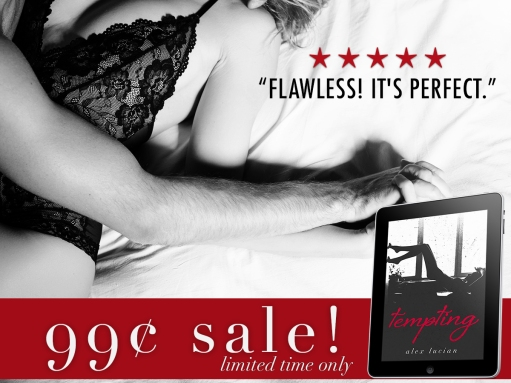 Tempting Sale 99 cents