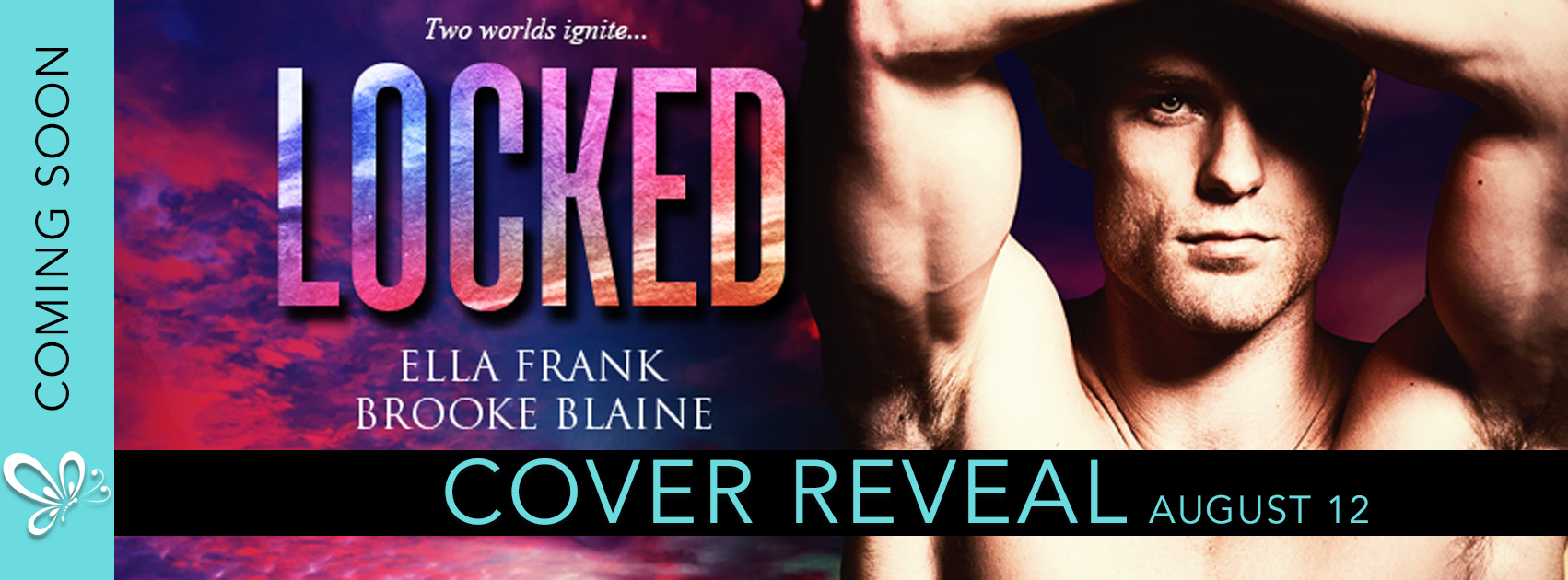 Locked cover reveal banner