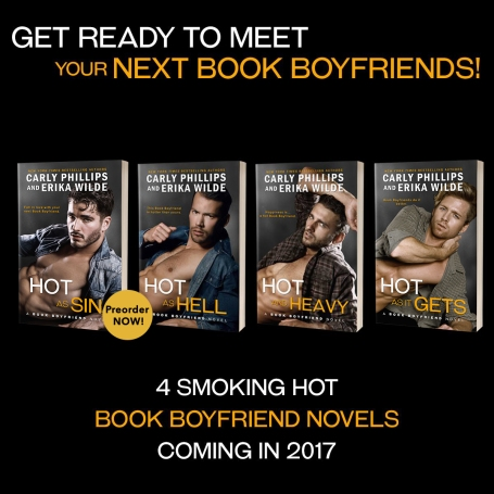 The Book Boyfriend Series Coming in 2017