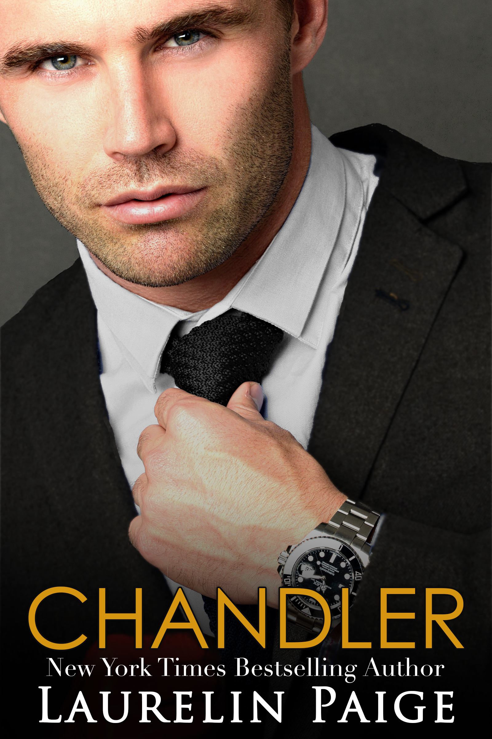 The KINK Report: Chandler by Laurelin Paige Book Release