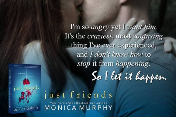 Just friends teaser tuesday