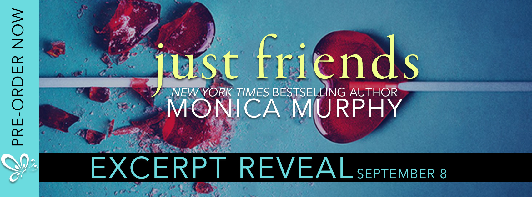 Excerpt Reveal: Just Friends by Monica Murphy