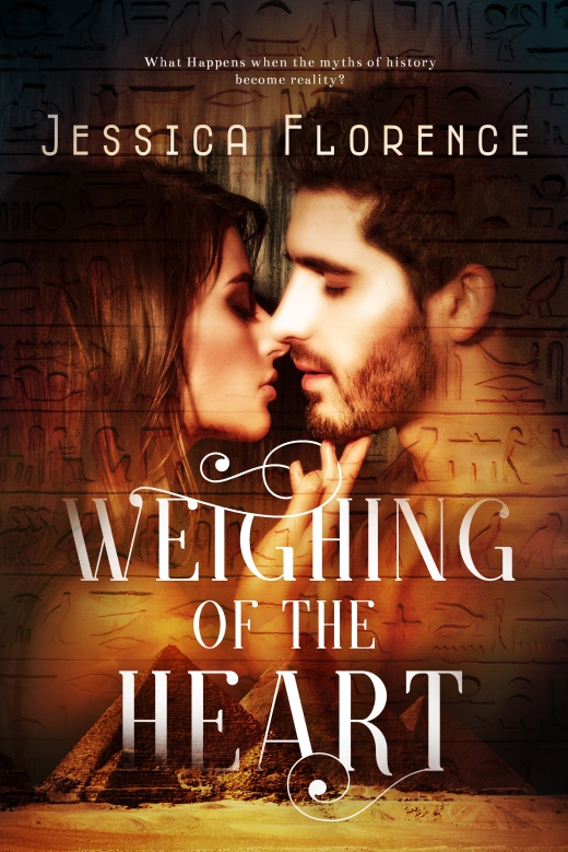 Weighing of the Heart - Jessica Florence
