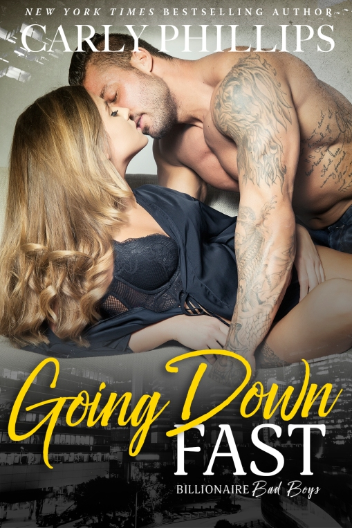 Going Down Fast by Carly Phillips on Mile High KINK Book Club