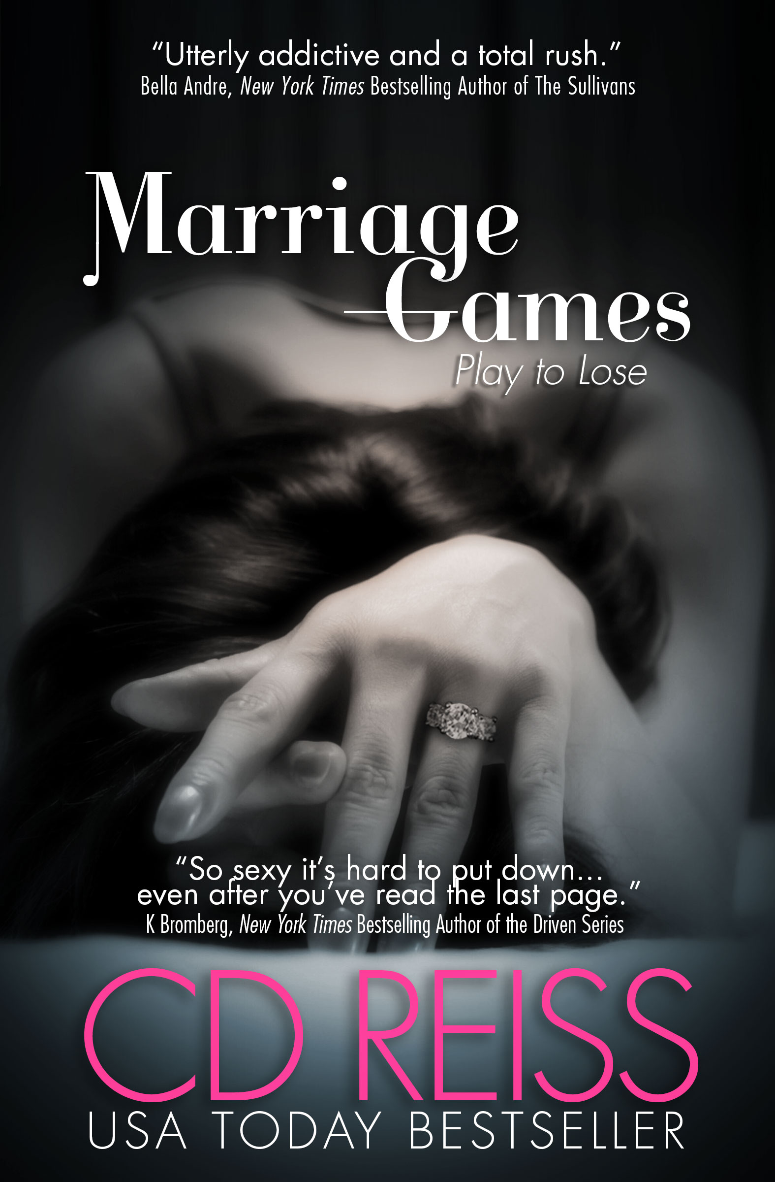 Mile High KINK Book Club presents: 5 KINK Book Review: Marriage Games by CD Reiss
