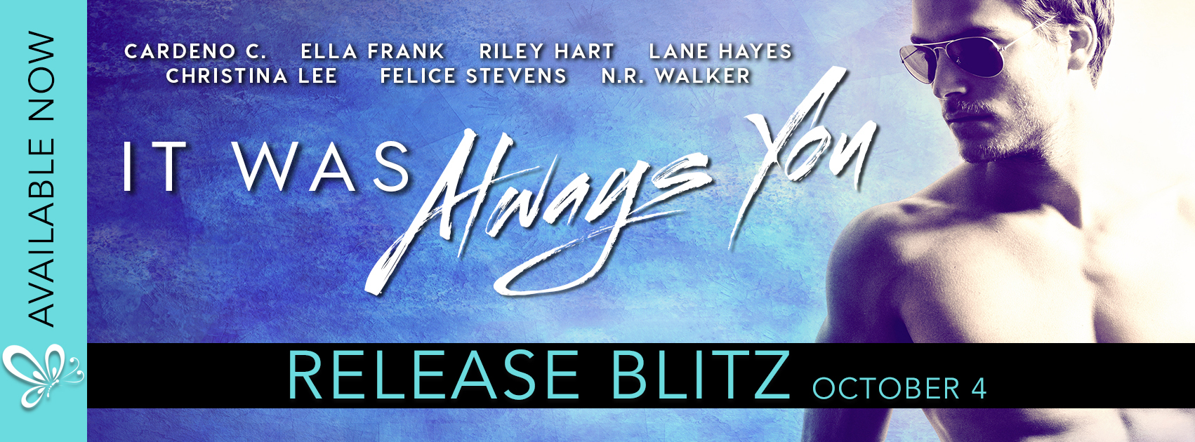 Release Day Blitz: It Was Always You Anthology