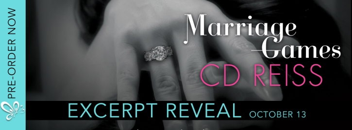 Marriage Games excerpt banner