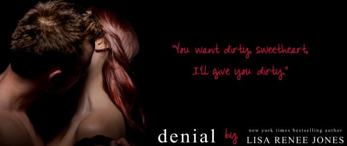Denial by Lisa Renee Jones