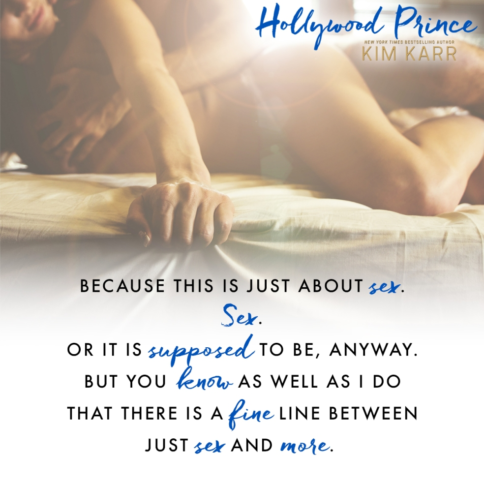 Image result for hollywood prince by kim karr