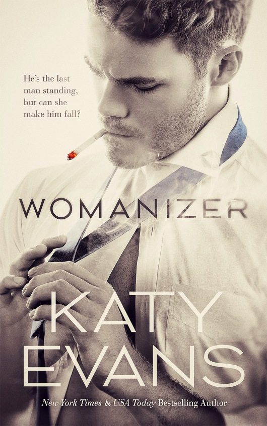 Womanizer by Katy Evans 5 KINK Review