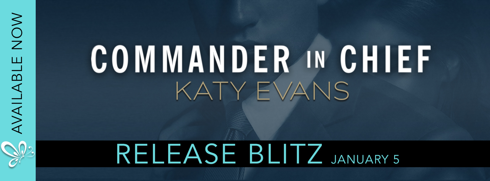 Commander in Chief by Katy Evans | Release Blitz & Review
