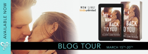 MyWayBackToYou Blog Tour Banner
