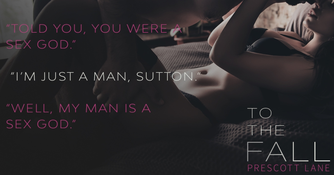 To The Fall by Prescott Lane |The Kink Report