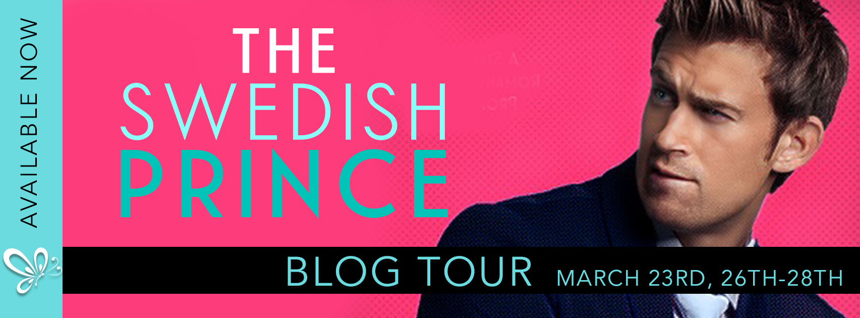 Blog Tour & Review: The Swedish Prince by Karina Halle