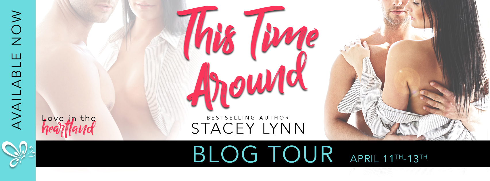 THIS TIME AROUND by Stacey Lynn @staceylynnbooks @jennw23 #Tour #Review #Excerpt #TheUnratedBookshelf
