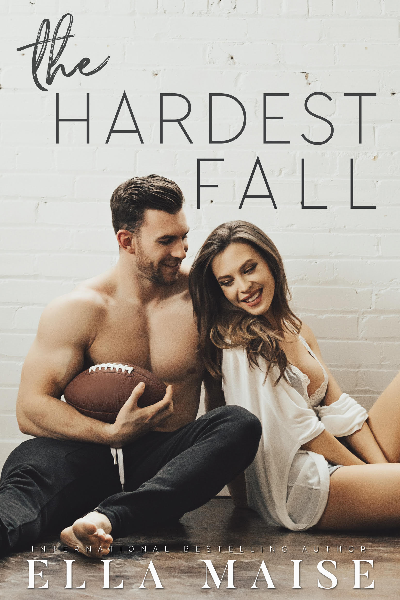 TheHardest Fall Cover