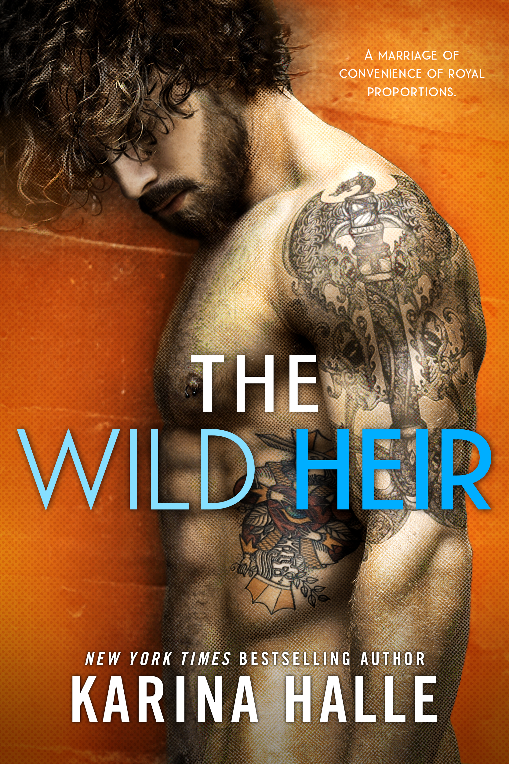 The Wild Heir AMAZON (1)