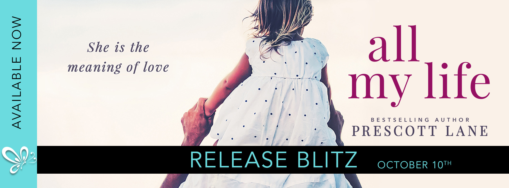 #ReleaseBlitz ~ All My Life by Prescott Lane ~#NowAvailable @prescottlane1 @jennw23
