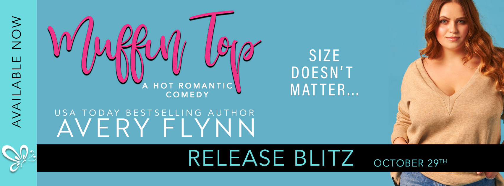 MUFFIN TOP by Avery Flynn @averyflynn @jennw23 #newrelease #mustread #review #unratedbookshelf