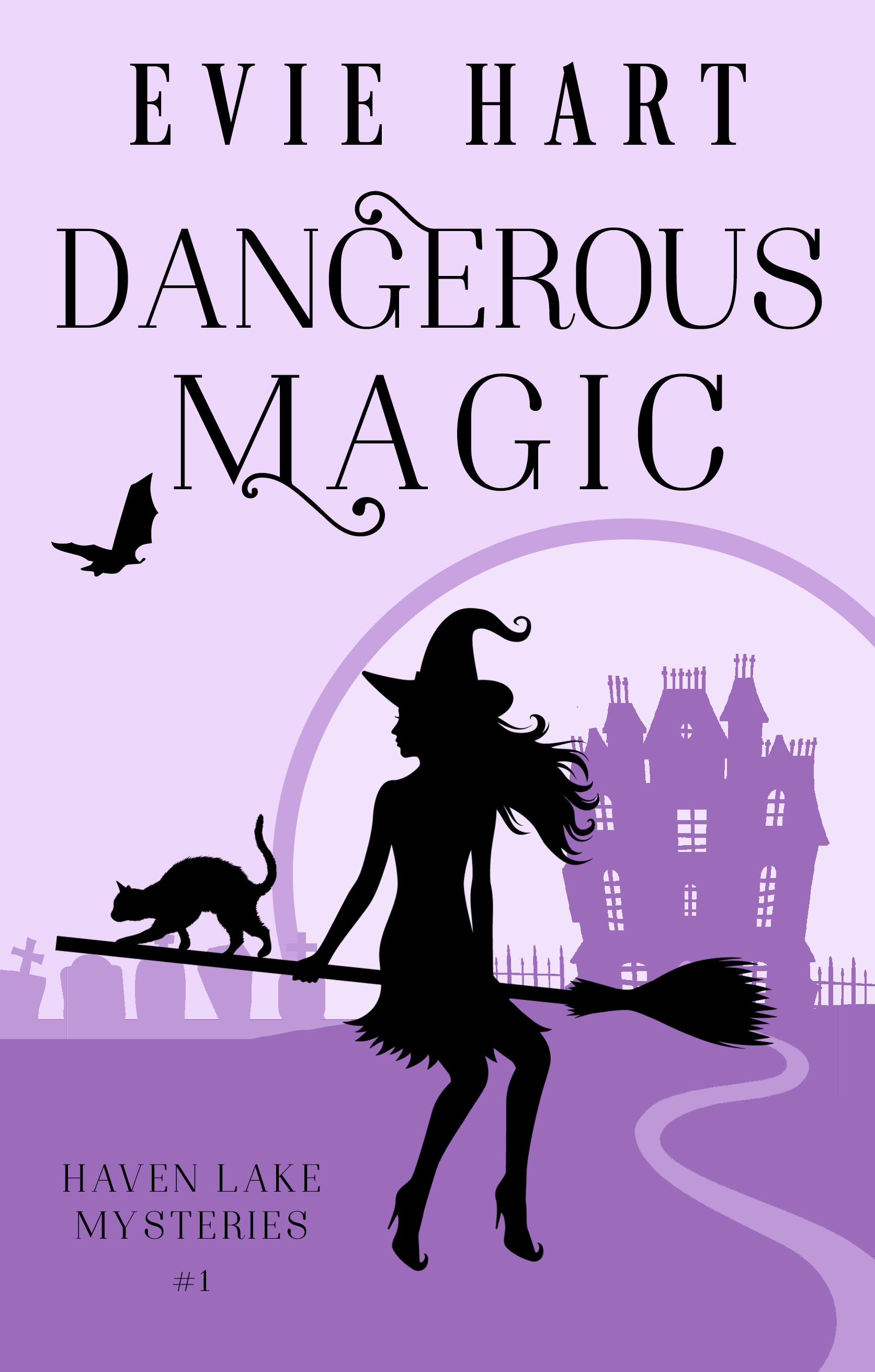 DANGEROUS MAGIC - NEW