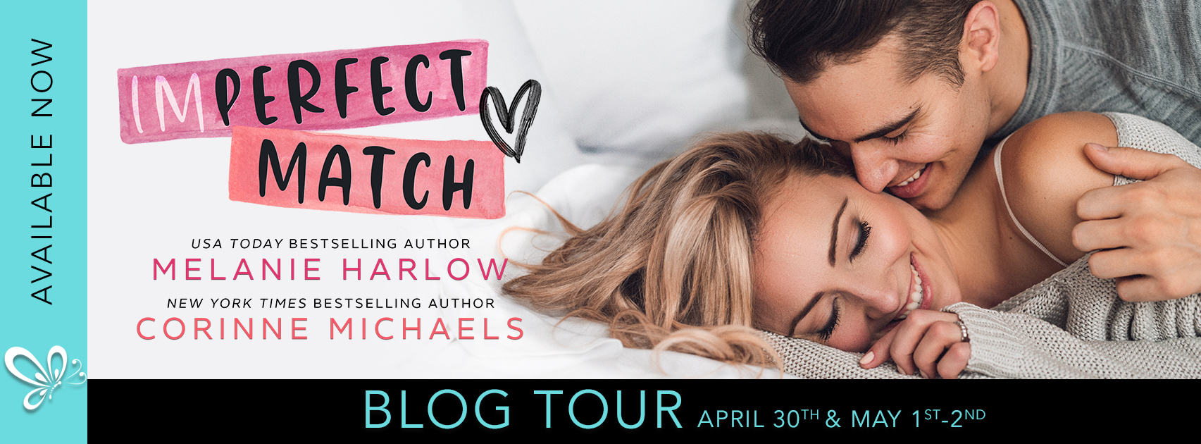 Blog Tour | Imperfect Match by Corinne Michaels & Melanie Harlow