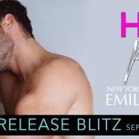 Social Butterfly PR Release Blitz: Hard Place by Emily Goodwin