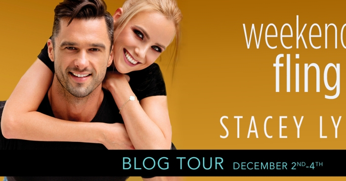 #NewRelease EXCERPT: WEEKEND FLING by Stacey Lynn