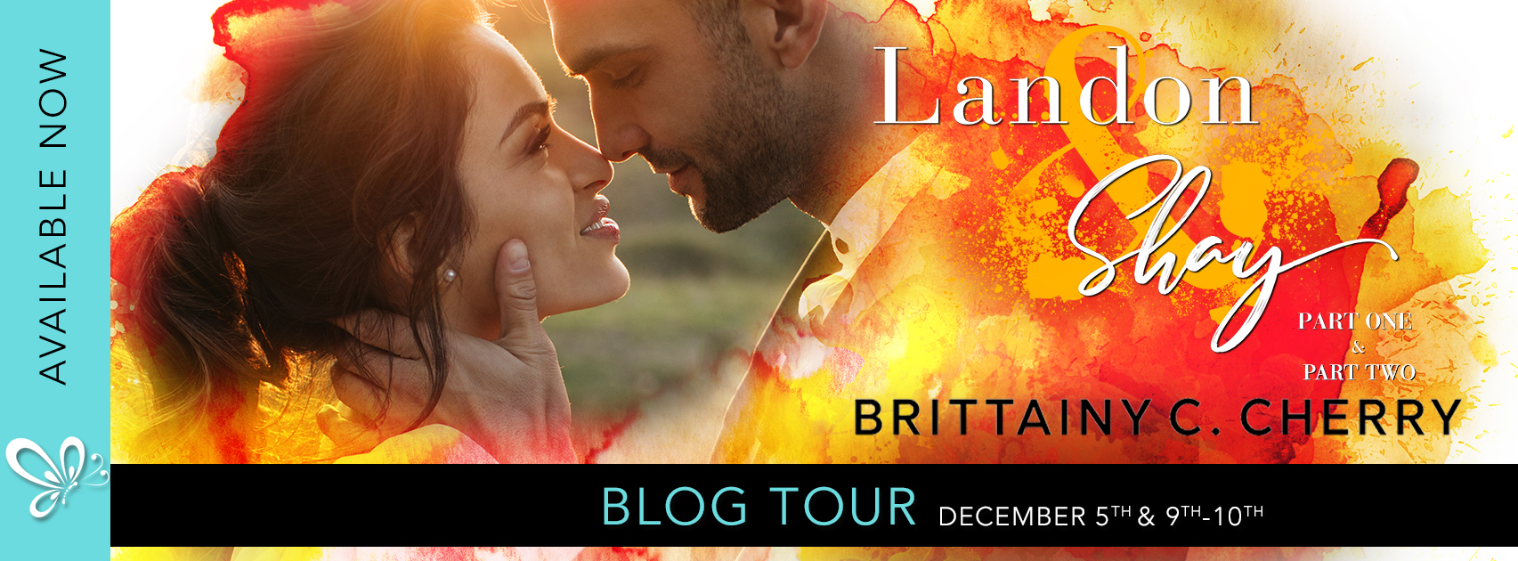 Blog Tour & Review: Landon and Shay Part Two by Brittainy C. Cherry