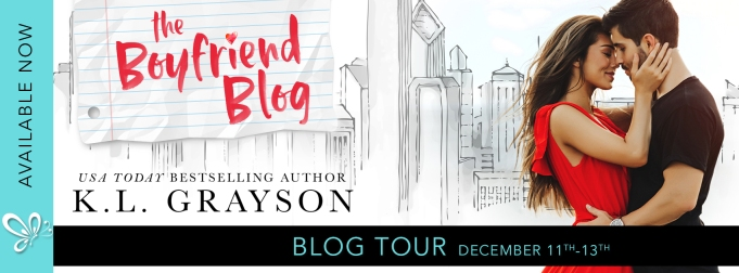 EXCERPT: THE BOYFRIEND BLOG by K.L. Grayson