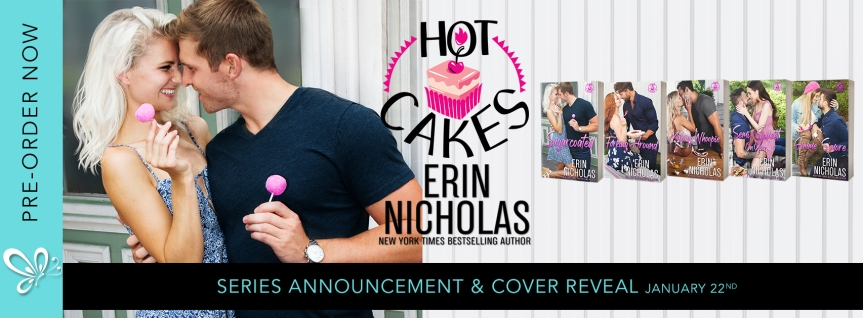 Hot Cakes Series - CR Banner