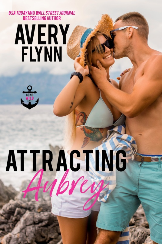 Attracting Aubrey Cover