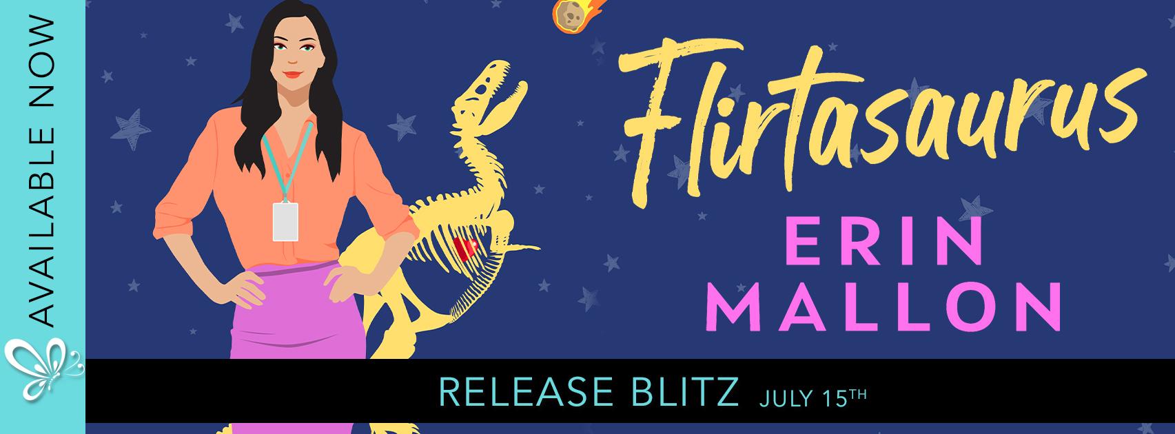 Flirtasaurus - RB Banner