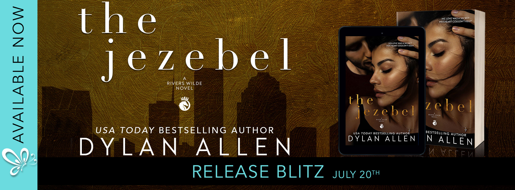The Jezebel - RB banner