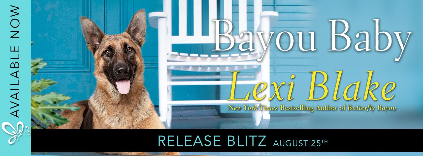 Bayou Baby - RB banner