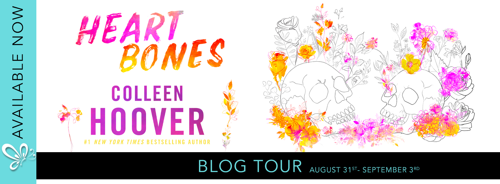 Blog Tour: Heart Bones by Colleen Hoover