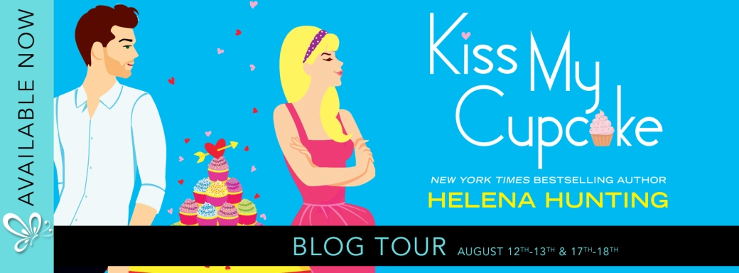 Blog Tour & Review: Kiss My Cupcake by Helena Hunting