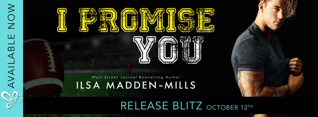 Release Blitz ~ I Promise You by Ilsa Madden-Mills